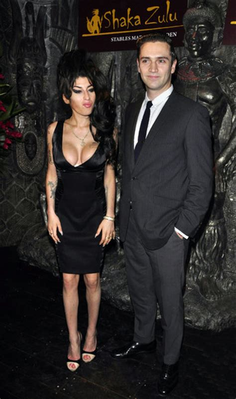Winehouse Engaged by Winehouse In Winehouse And Reg Travis At The