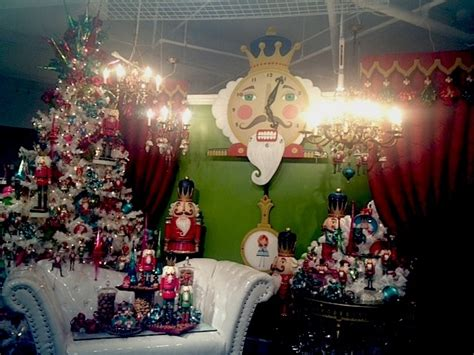 traditional christmas decorations miss cayce s christmas nutcrackers and nutcracker clock must have for miss