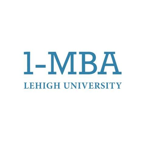 1 Mba Us News by Lehigh Quot 1 Mba Quot Program Fusion Studio