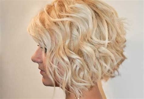 short layer wavy bob hair style 20 best short hairstyles for fine hair popular haircuts