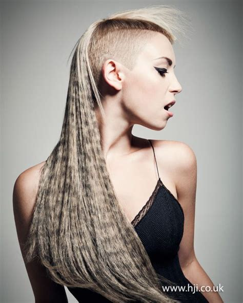 edgy haircuts ottawa 409 best images about side cuts undercuts on pinterest