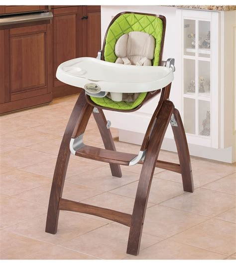 Summer Bentwood High Chair by Summer Infant Bentwood High Chair Baby Time