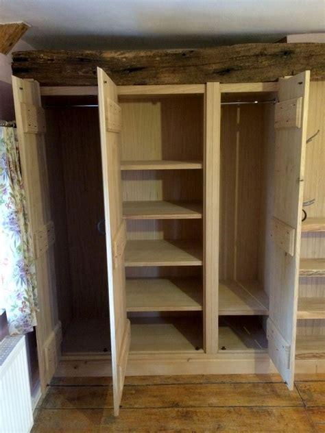 solid wood fitted wardrobes  norfolk carpenter