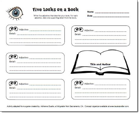 graphic organizer for biography book report 1000 images about educational materials on pinterest
