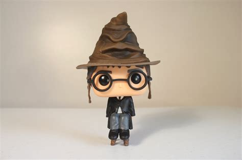sorting hat harry potter funko pop review