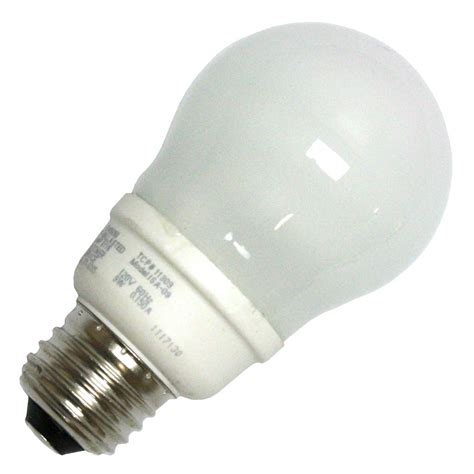 small base light bulbs tcp 11309 11309 pear a line base compact