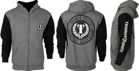 Hoodie Triump United Jiu Jitsu triumph united statement hoodie