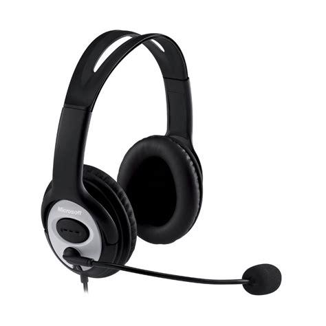 Headset Microsoft lifechat lx 3000 l2 usb stereo headset