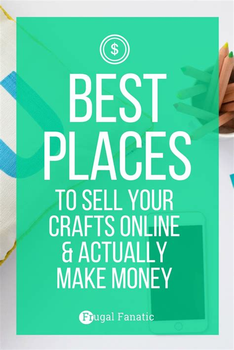 Best Place To Sell Handmade Crafts - the 25 best handmade items ideas on pallet