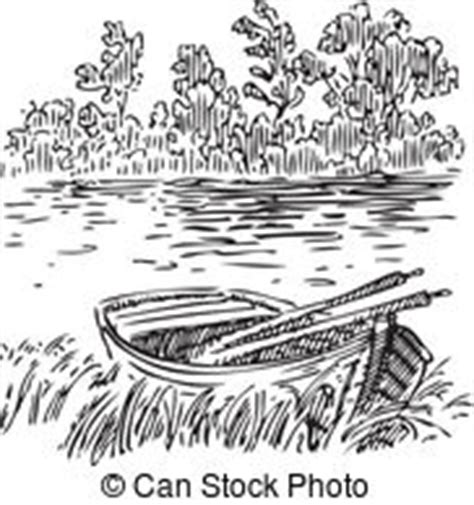 wooden boat oars near me tree near the water tree with dense green foliage of the