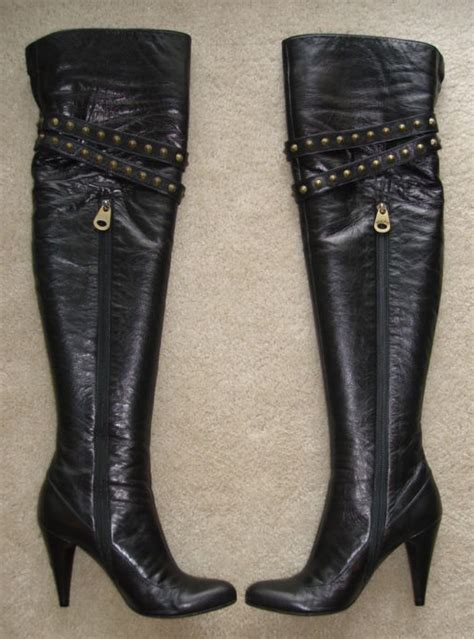 rock and roll boots for ebay leather rock and roll otk boots by marc