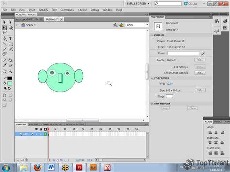 Best Mahir Animasi Adobe Flash Cs4 adobe flash cs5 cs4 2