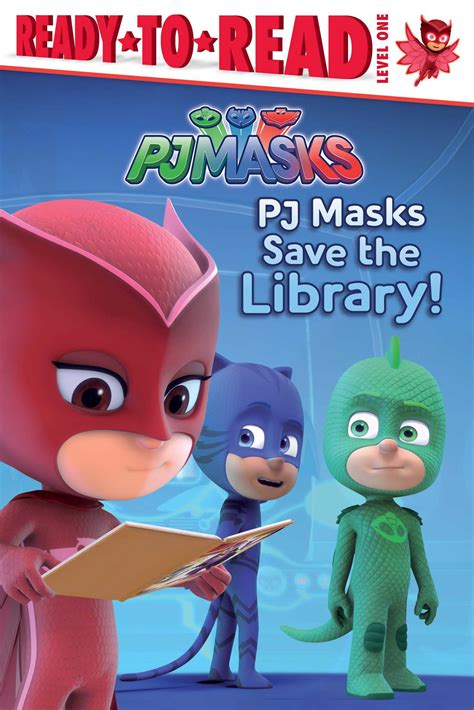 owlette gets a pet pj masks books pj masks save the library book by pendergrass