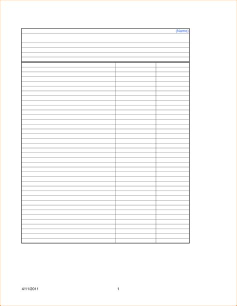 easy to use blank balance sheet template document for
