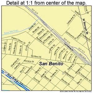 san benito map 4865036