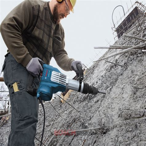 Mesin Bor Bobok Beton Gsh 500 Demolition Hammer Hex B Berkualitas harga jual bosch gsh 11vc mesin demolition hammer professional