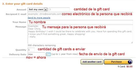 Comprar Gift Card Amazon - como comprar una gift card en amazon explicado paso a paso