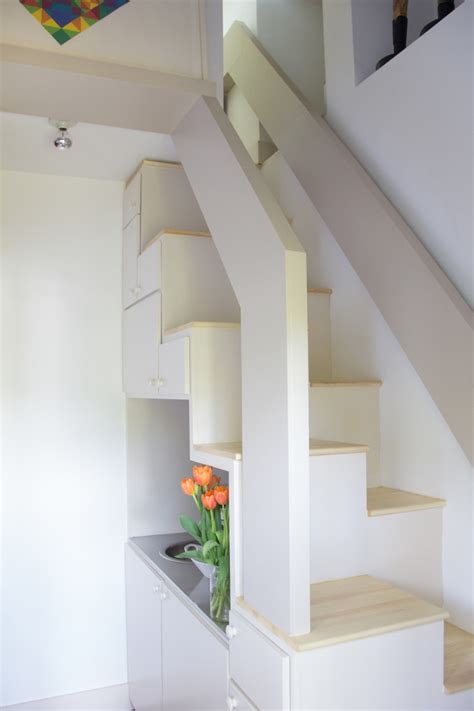 small house with stair room 27 really cool space saving staircase designs digsdigs