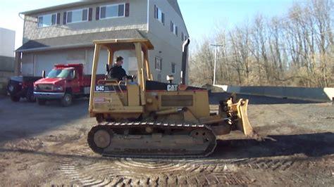 Bulldozer Cat D4c equip seller 2001 caterpillar d4c dozer for sale