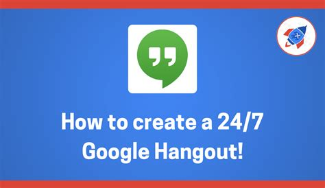 How To Find On Hangouts How To Create A 24 7 Hangout Plus Your Business