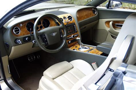 bentley 2005 interior 2005 bentley continental gt 186966