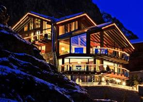 luxury 5 star chalet boutique hotel in swiss alps most