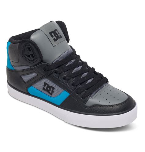 dc shoes high tops dc shoes spartan wc high top shoes 302523 ebay