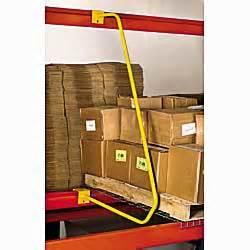 Pallet Rack Vertical Dividers by Ega Pallet Rack Bay Dividers