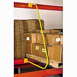 Pallet Rack Vertical Dividers by Ega Pallet Rack Bay Dividers