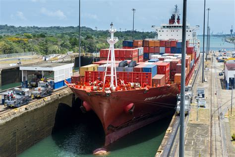 panama canal definition expansion impact  economy