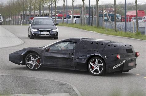 enzo replacement scooped autocar