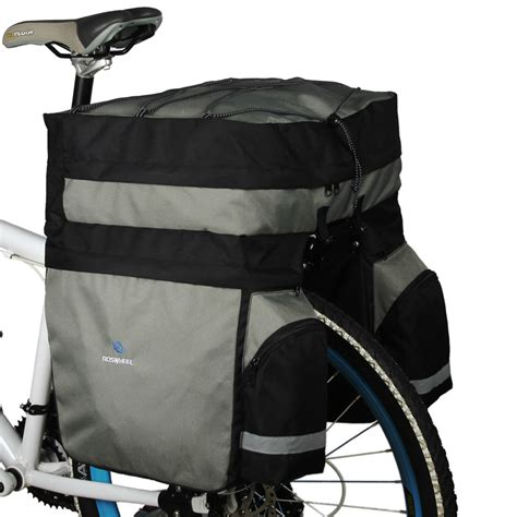Roswheel Bicycle Rear Bag roswheel 60l cycling bicycle bag bike side rear