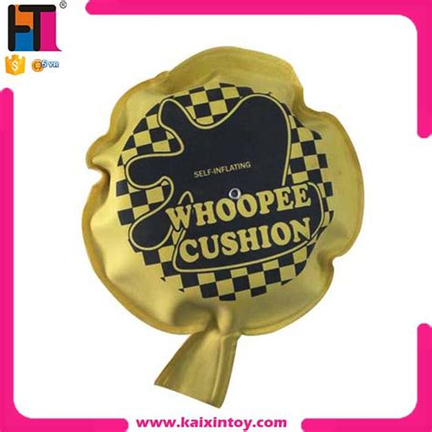 whoopee cushion 10117997 promotional custom whoopee cushion with keyring