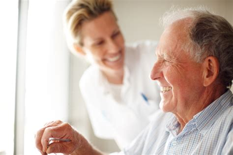 elder at home health care services in home senior