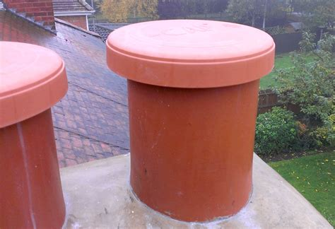 Clay Chimney Clay Chimney Caps Purpose Karenefoley Porch And Chimney