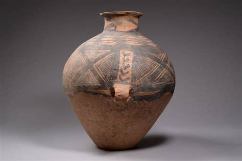 Yangshao Culture Vases ancient yangshao culture neolithic hora vase