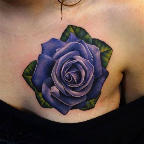 rose chest tattoo designs ideas  meaning tattoos