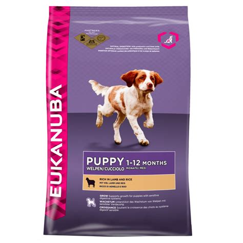 eukanuba small breed puppy food eukanuba small medium breed puppy food with 12kg feedem