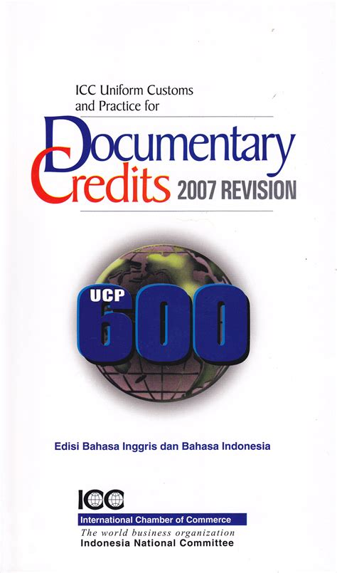 Letter Of Credit Ucp 600 Pdf Ucp 600 Pdf Indonesia Tabtopp