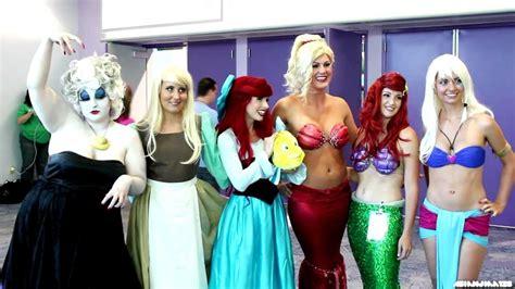 expo fans dress  disney characters disney