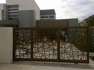 modern gate design home make a statement by choosing the right gates for your home