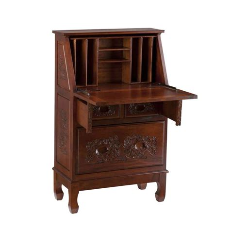 secretary desk with hutch secretary writing desk buying tips
