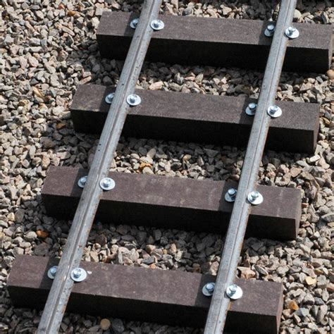 Plastic Sleepers by Recycled Plastic Edging Boards Sleepers Posts Filcris Ltd