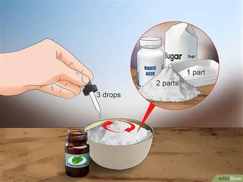 Asam Borat Untuk Membasmi Kecoa 3 cara untuk membasmi kecoak atau semut tanpa pestisida