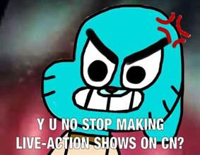 Amazing World Of Gumball Meme - image gumball cn real meme jpg the amazing world of