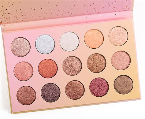 Colourpop Golden State Of Mind Pressed Shadow Palette 2017 colourpop golden state of mind eyeshadow palette review photos swatches temptalia howldb
