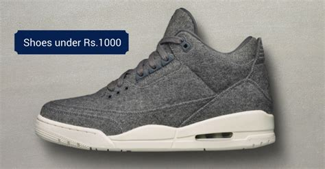 10 stylish branded shoes 1000 which you cannot