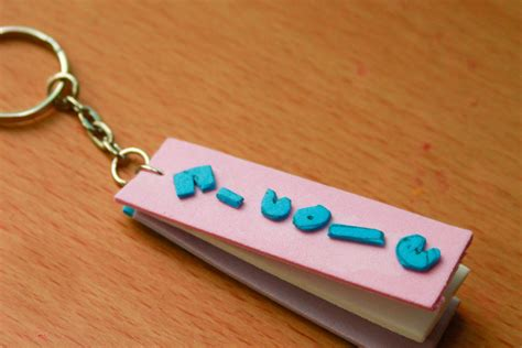 how to make keychains with 3 ways to make keychains wikihow
