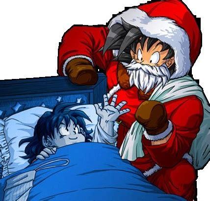 imagenes goku navidad imagenes de goku en navidad para facebook descargar