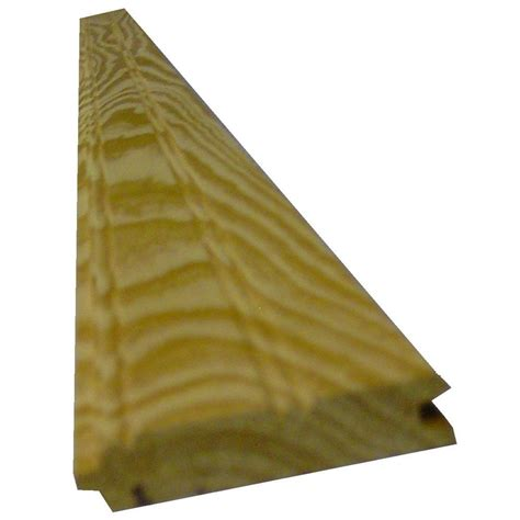 1 x 6 x 10 tongue groove fir flooring 1 in x 6 in x 10 ft 3 and better blue stain wp4 116